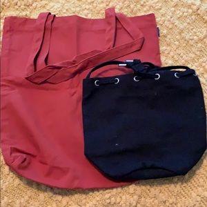 Baggu bag set